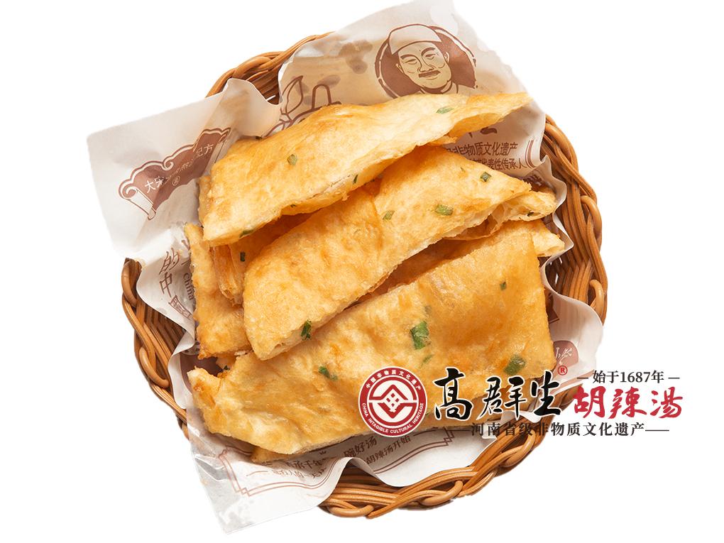 高群生蔬菜油饼——河南油饼