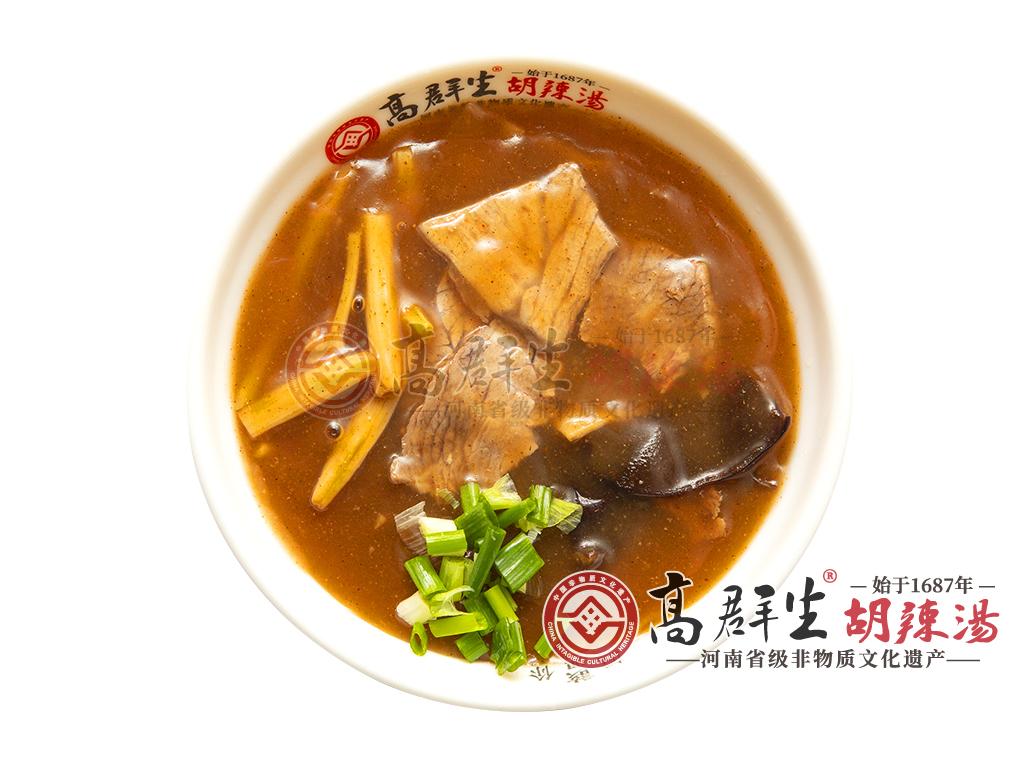 河南名吃高群生优质胡辣汤