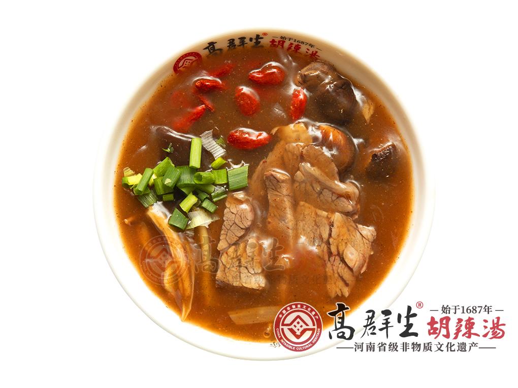 中华名吃高群生密制胡辣汤